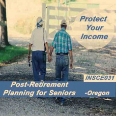 Oregon: 5hr CE - Post-Retirement Planning for Seniors